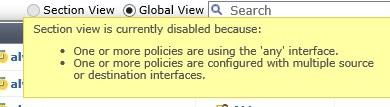 Disable Section View_www.doitfixit.com (1)