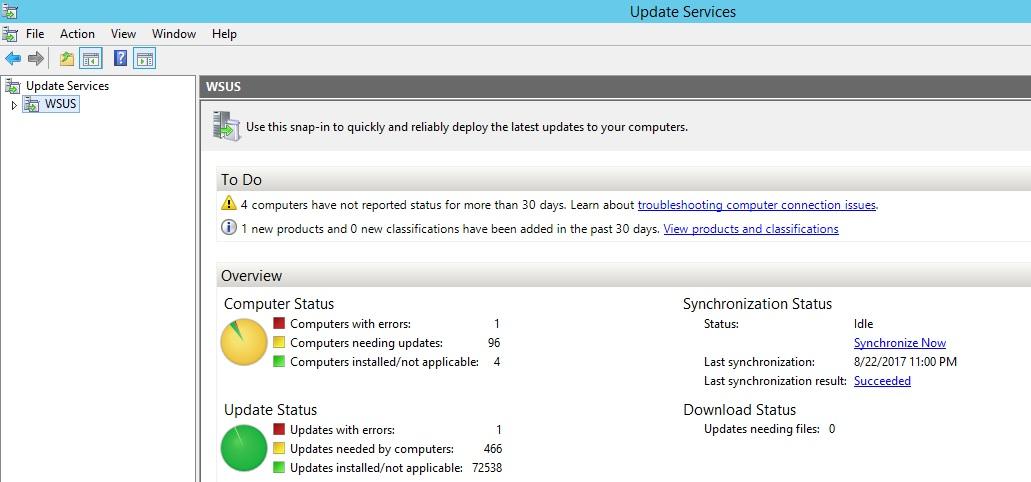 WSUS Console Crash - www.doitfixit.com (5)