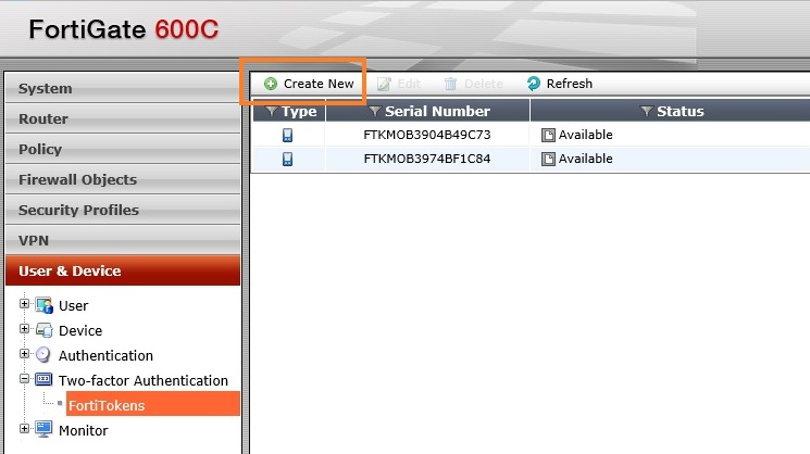 Configure Fortigate Fortitoken Step By Step Welcome To Www