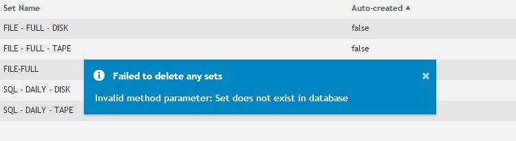 NetVault Failed to delete sets_www.doitfixit.com (1)
