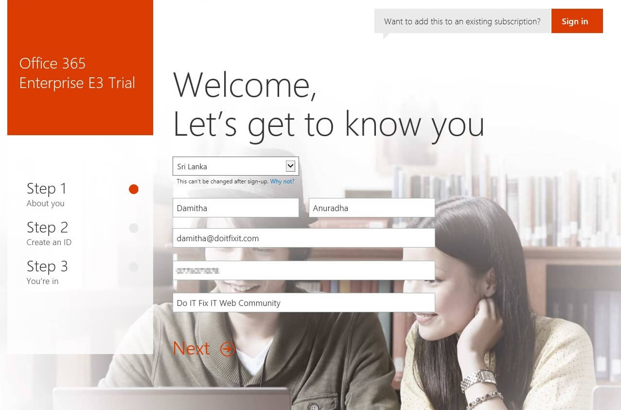 Office 365 new account signup_www.doitfixit.com (1)