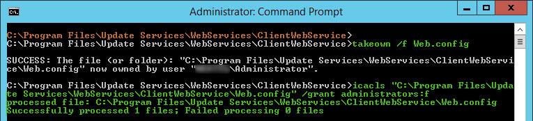 WSUS Console Crash - www.doitfixit.com (4)