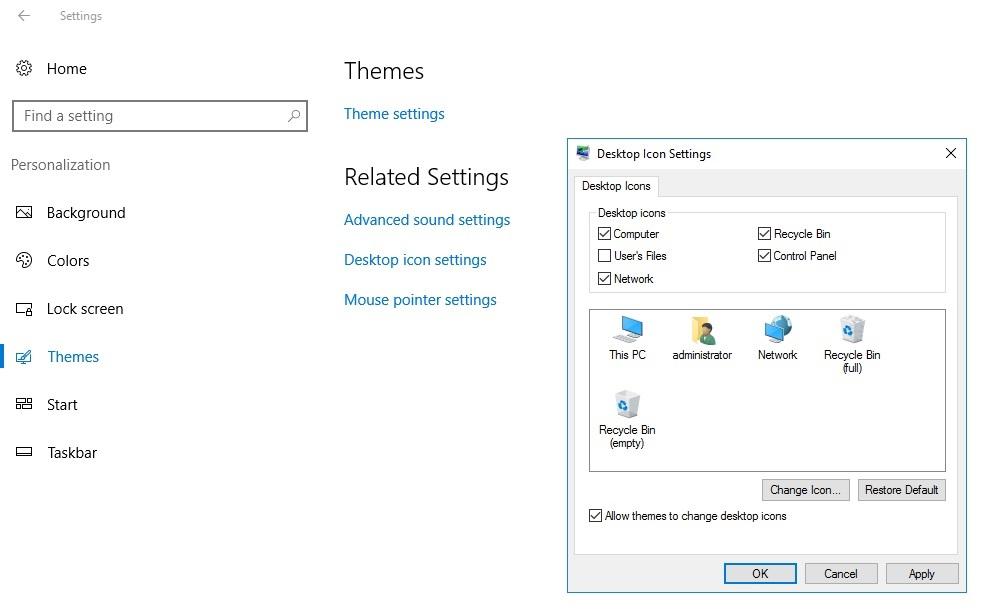 Enable Desktop Icons_www.doitfixit.com (3)