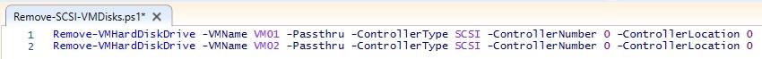 Remove-Pass-through_Disks